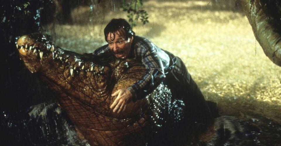Робин Уильямс защищал детей-актеров из«Джуманджи» отпереработок