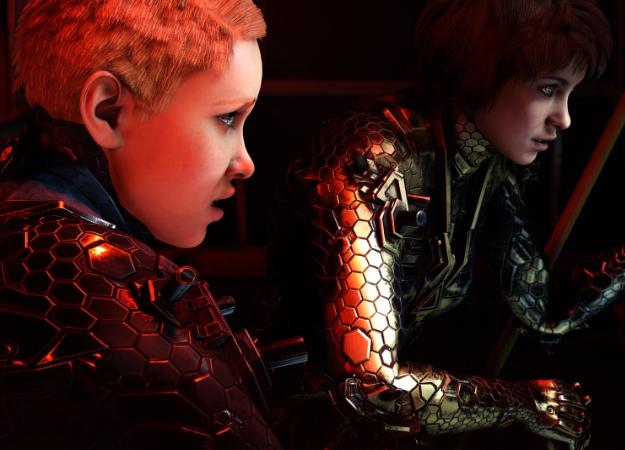 Вышел новый трейлер Wolfenstein: Youngblood. В нем одной из главных героинь стало очень нехорошо