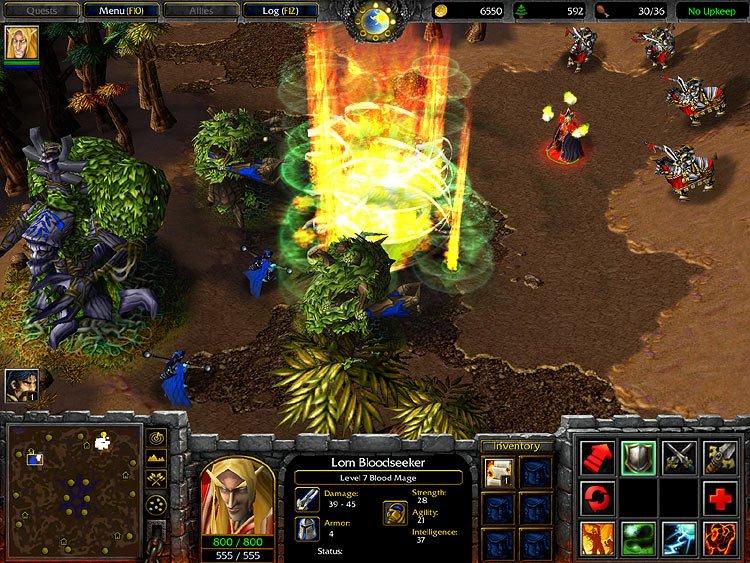скачать бесплатно игру варкрафт 3 фрозен трон Warcraft 3 Frozen Throne - фото 4