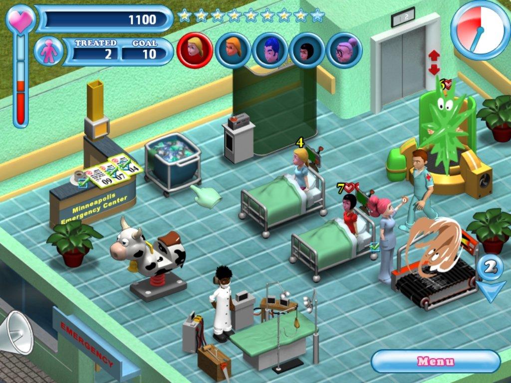 игра госпиталь 2 на русском скачать бесплатно