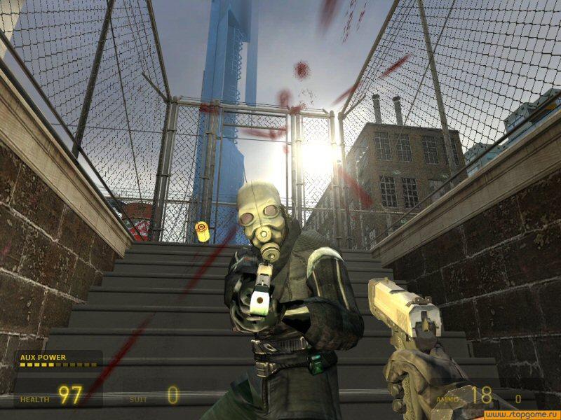 скачать игру Half Life 2 через торрент на русском бесплатно - фото 10