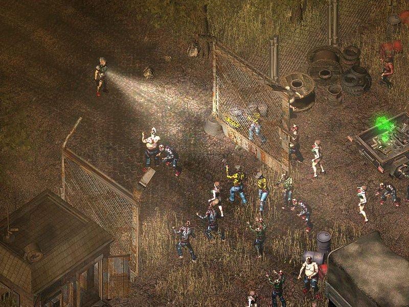 Zombie Shooter 2 скачать торрент - фото 5
