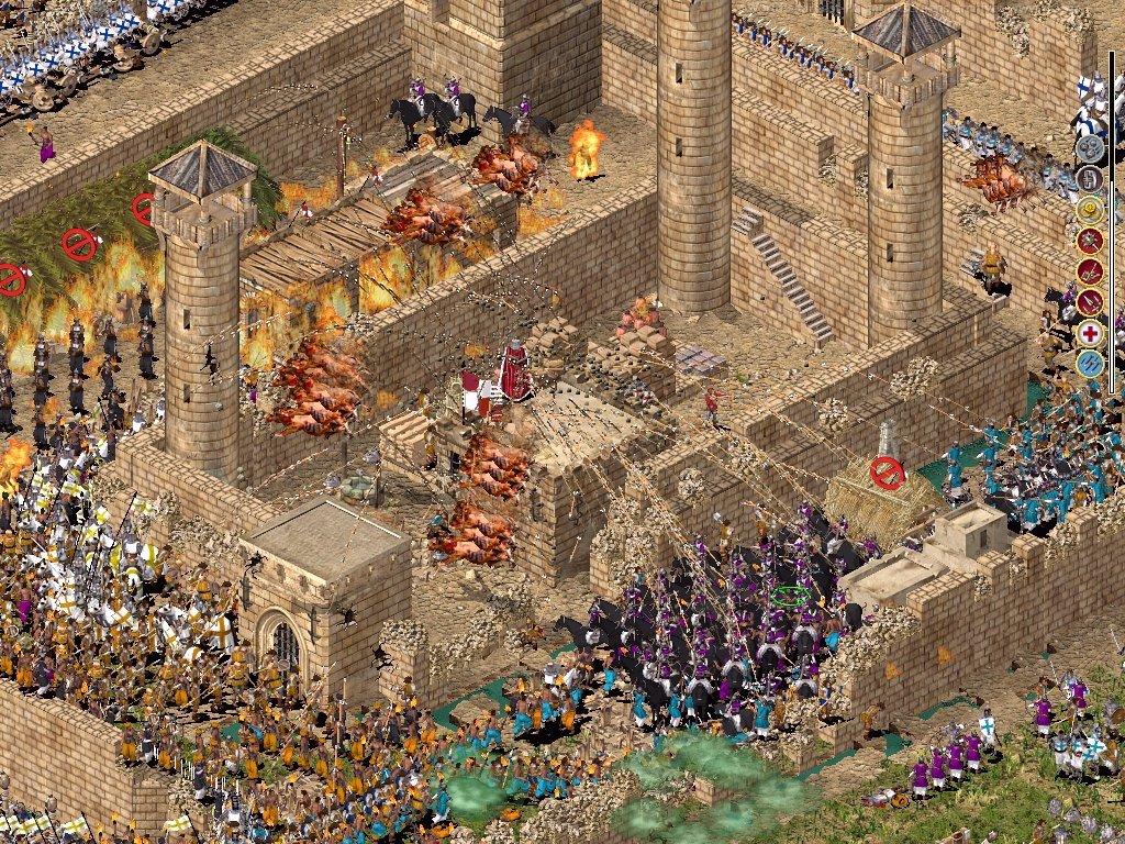 Картинки игра крестоносцы