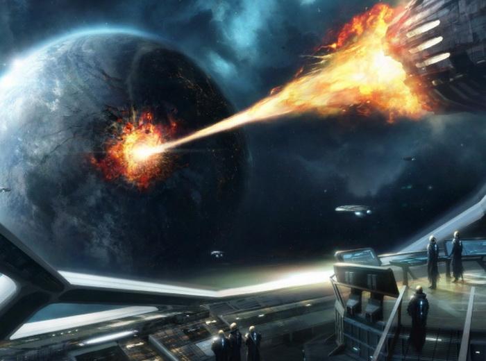 Игры про космические войны
