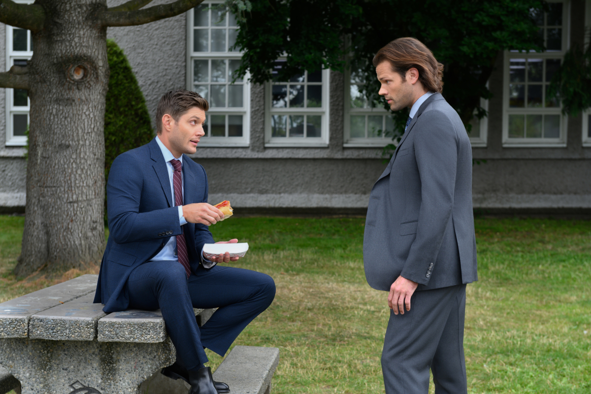 supernatural season 15 episode 4 - HD 1200×800