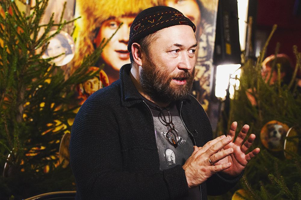 Тимур Бекмамбетов актер
