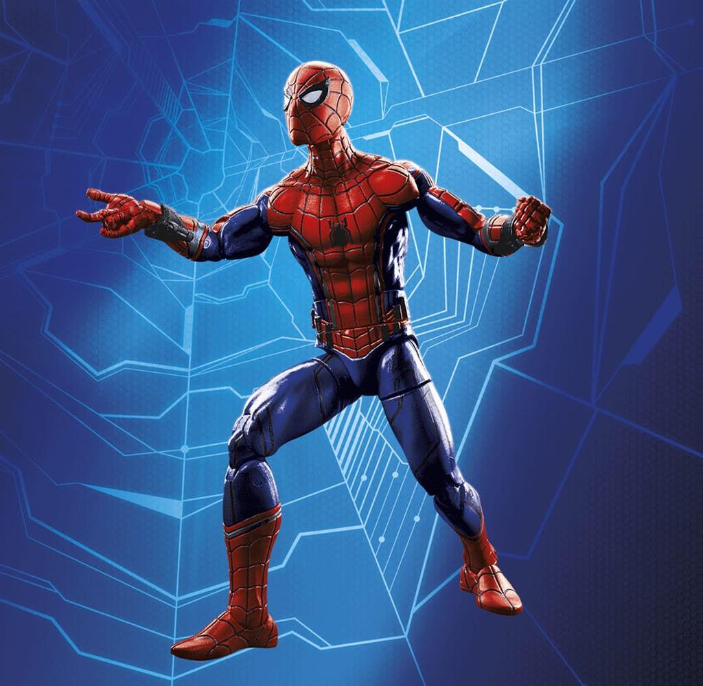 Новые фигурки по фильму «Человек-паук: Возвращение домой ...