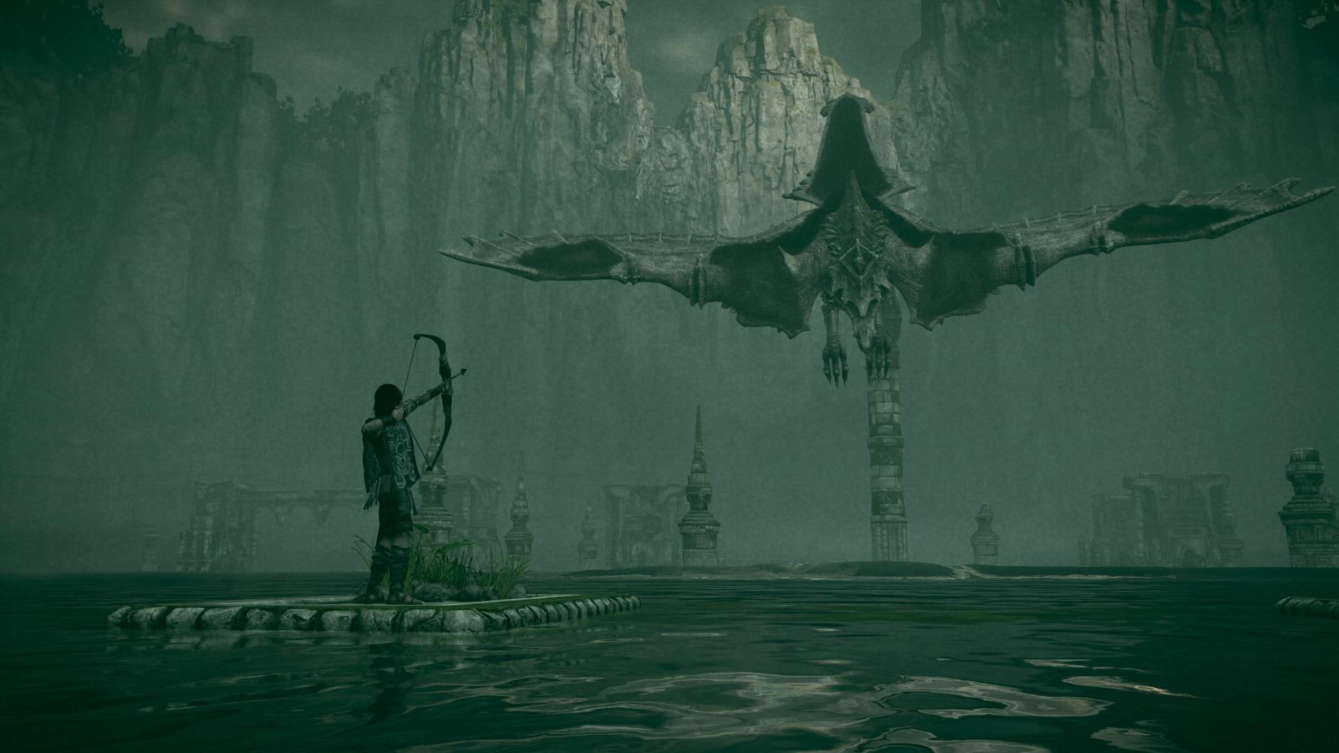 Суть. Shadow of the Colossus — поэзия в видеоигровой форме