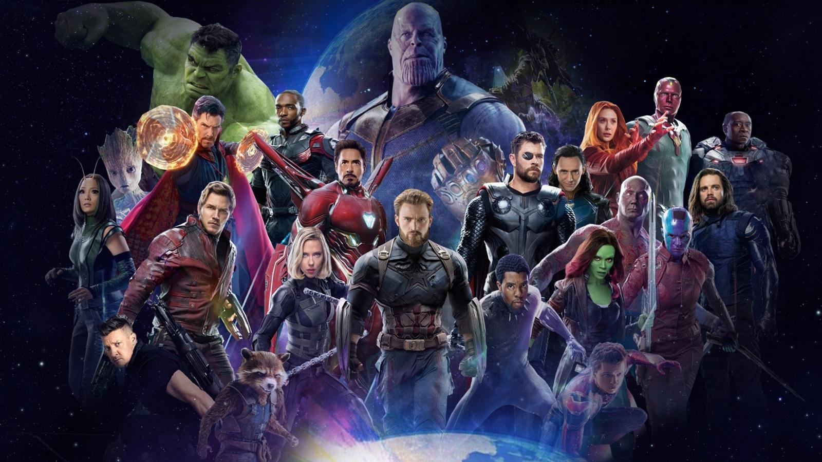 от железного человека до мстителей финал все фильмы