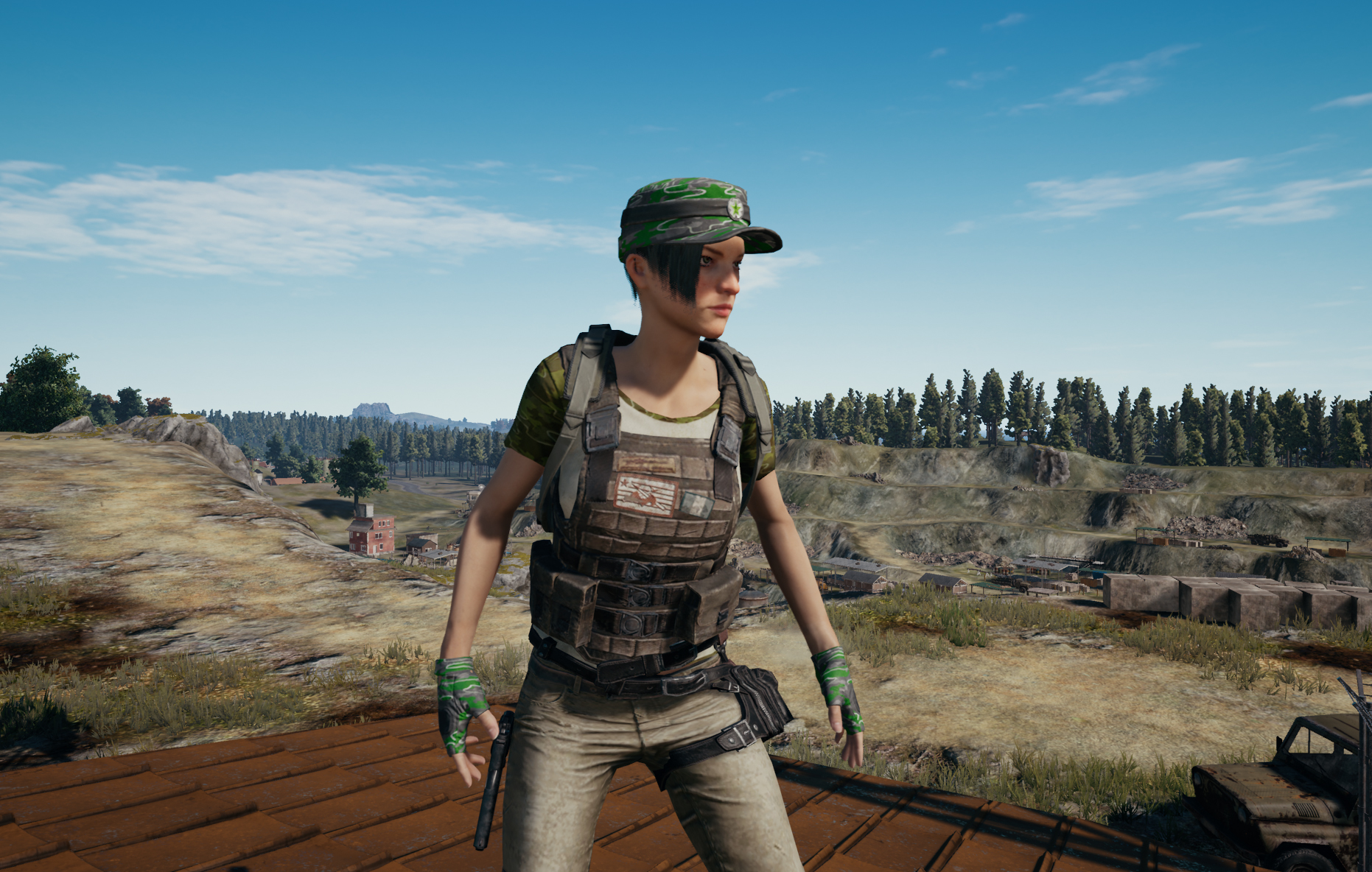 Image Result For Playerunknown S Battlegrounds Buildings Not Loading