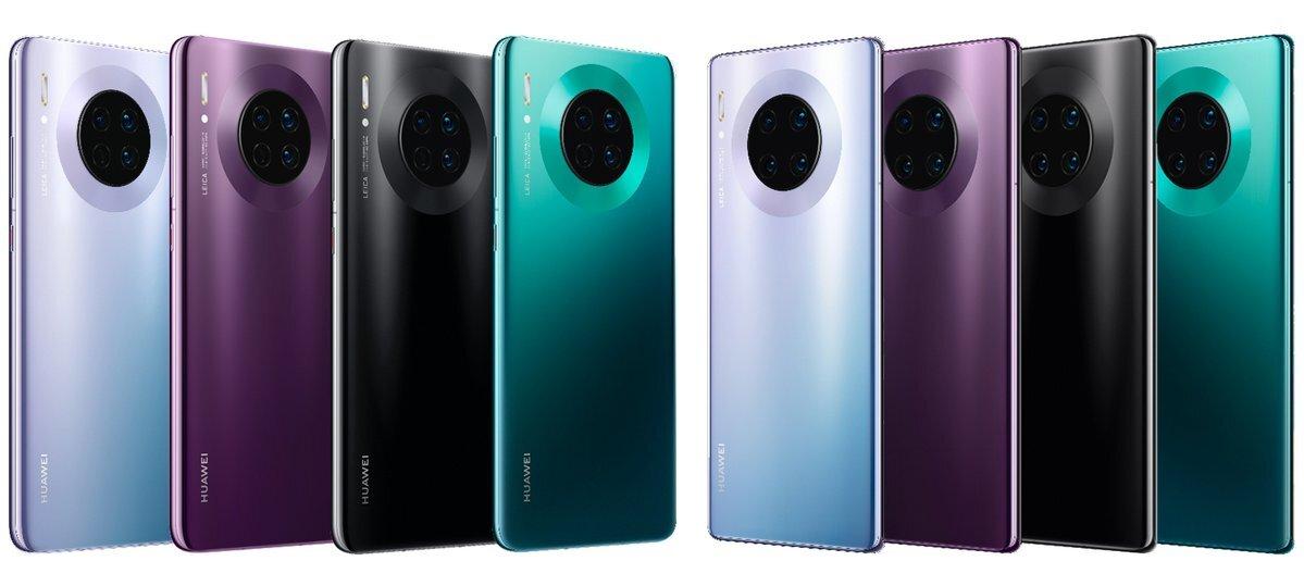 Флагманы Huawei Mate 30 не выйдут в Европе из-за отсутствия сервисов Google