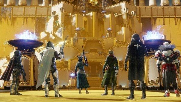 Гайд. Как пройти рейд «Левиафан» в Destiny 2