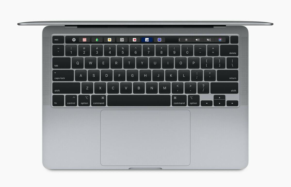Представлен MacBook Pro 13 сновой клавиатурой-ножницами Magic Keyboard | Канобу - Изображение 3985