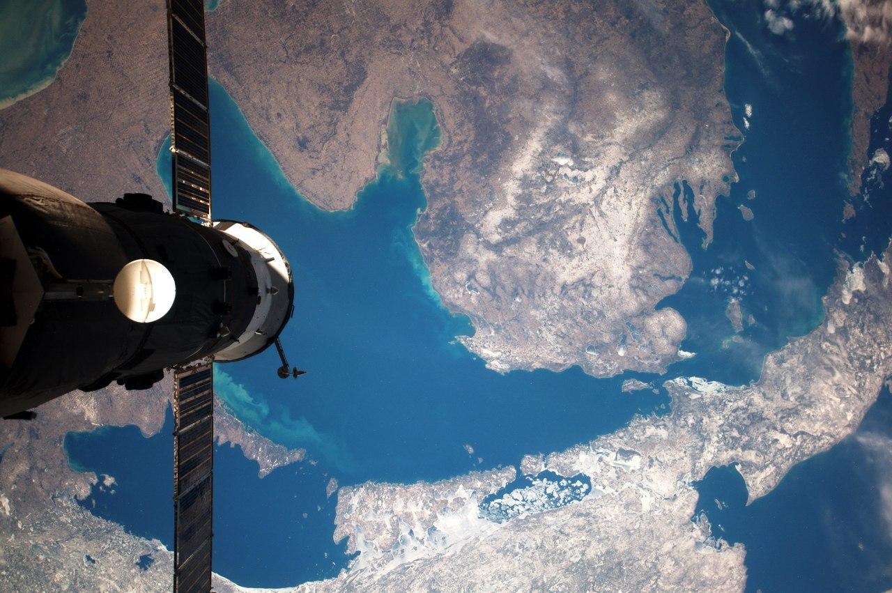 Фотографии сделанные в космосе
