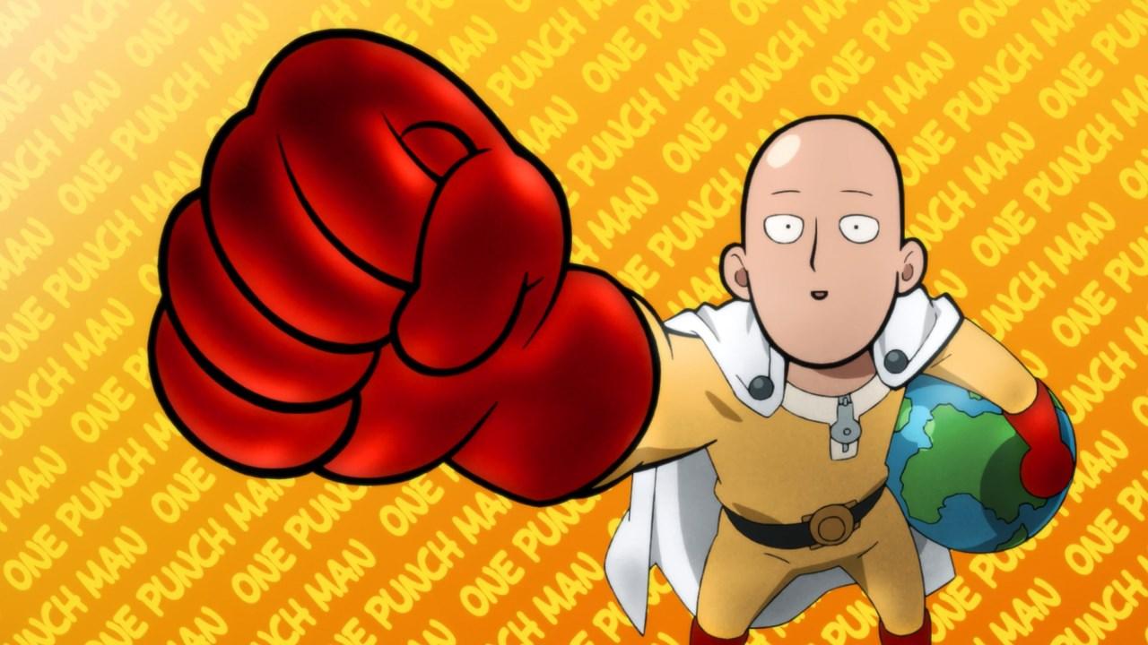 One punch man рецензия 668