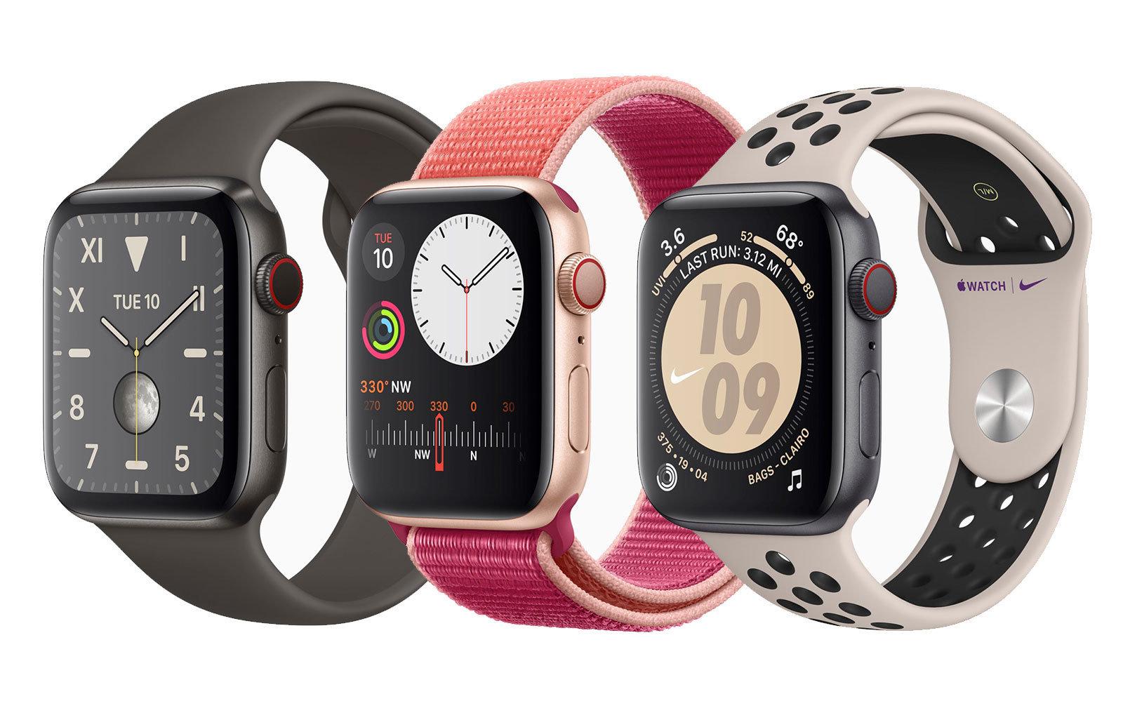 Новые часы Apple Watch Series5 никогда небудут гасить циферблат | Канобу - Изображение 2728
