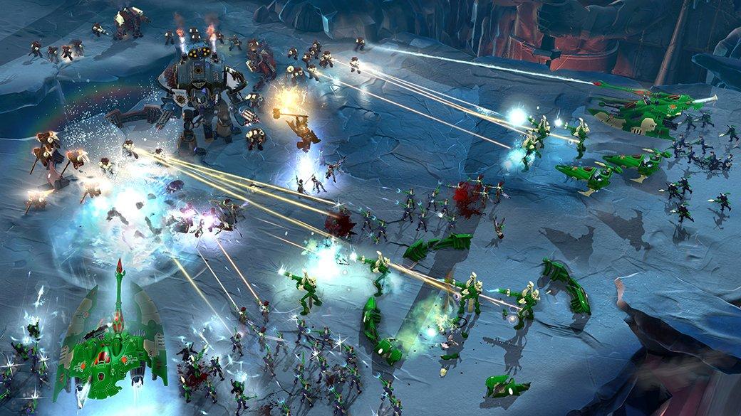 Warhammer 40 000 dawn of war 3 рецензия 4137