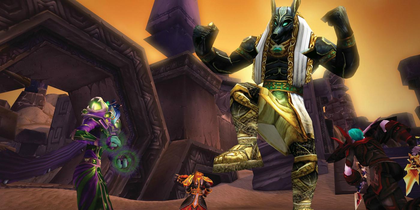 Слух: бета-тестирование World of Warcraft: Classic начнется уже совсем скоро | Канобу