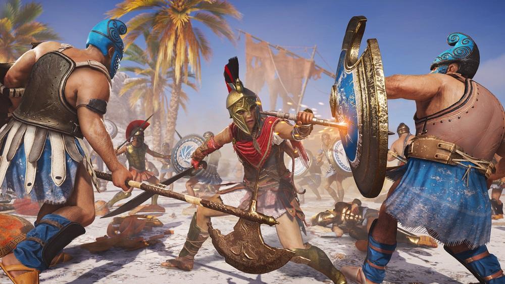 Подробное прохождение дополнения Assassins Creed Odyssey: Судьба.