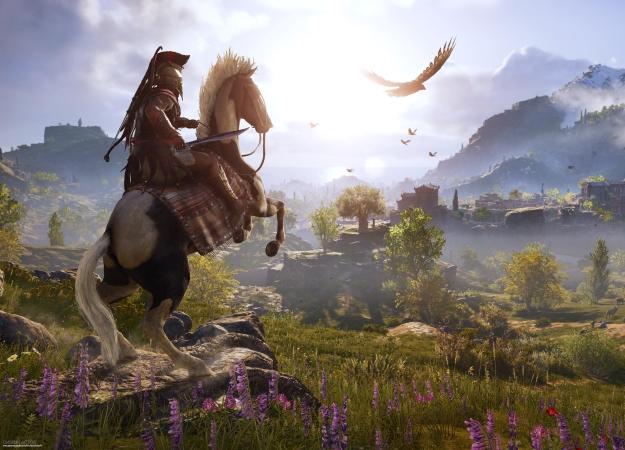 Что входит в состав коллекционных изданий Assassins Creed Odyssey