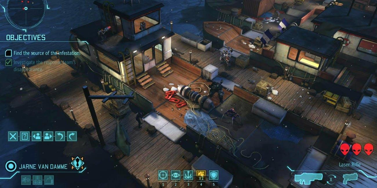 Игры на андроид порт