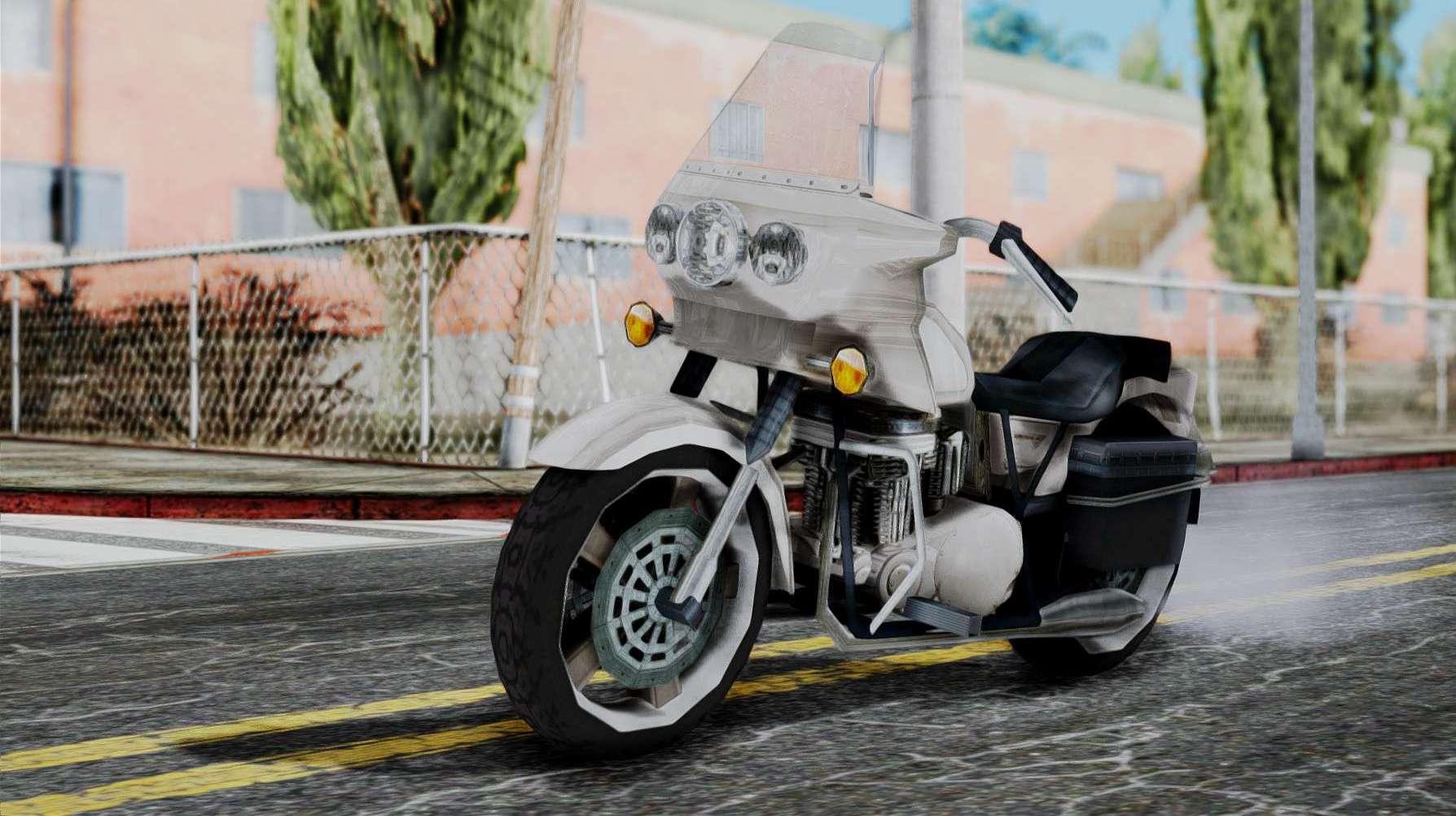 Гифка дня: не самая удобная езда на мотоцикле в GTA: San Andreas | Канобу