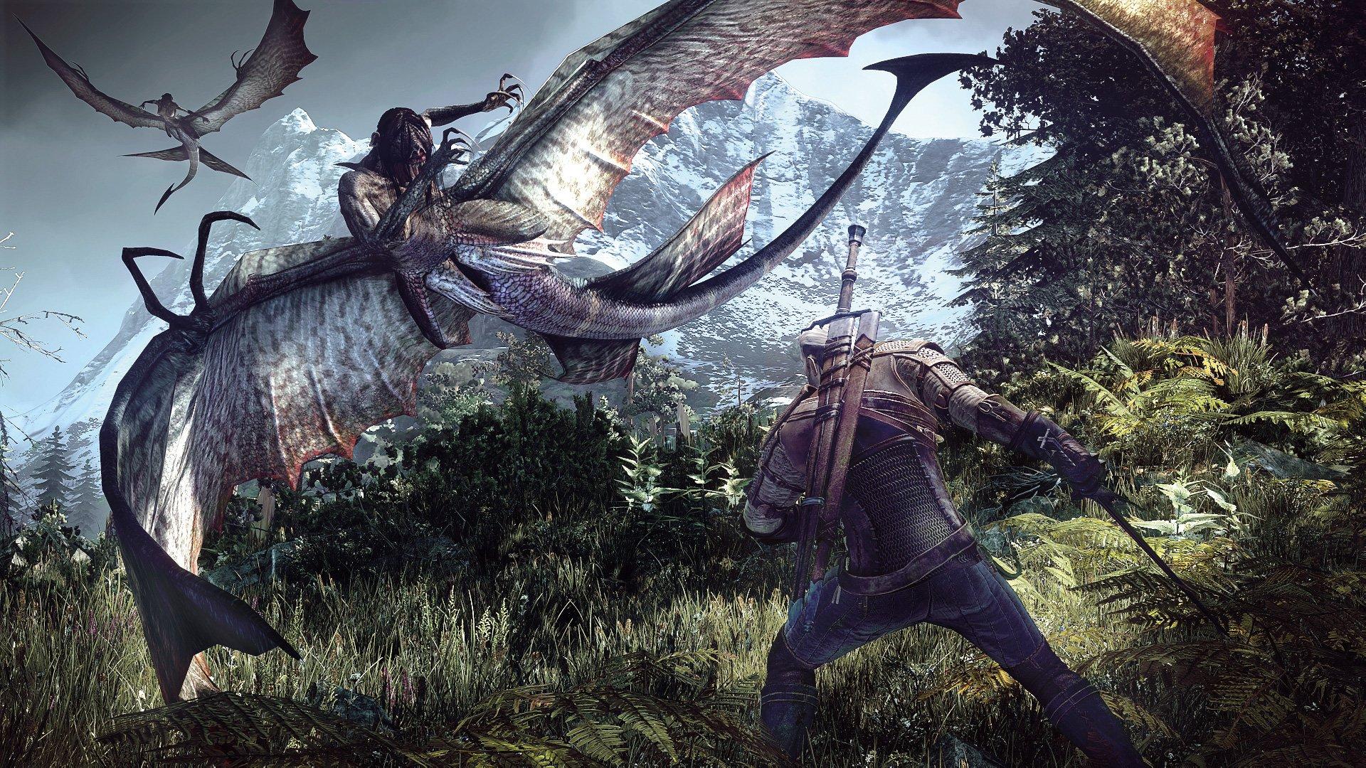 CD Projekt отрицает существование The Witcher 3 Enhanced
