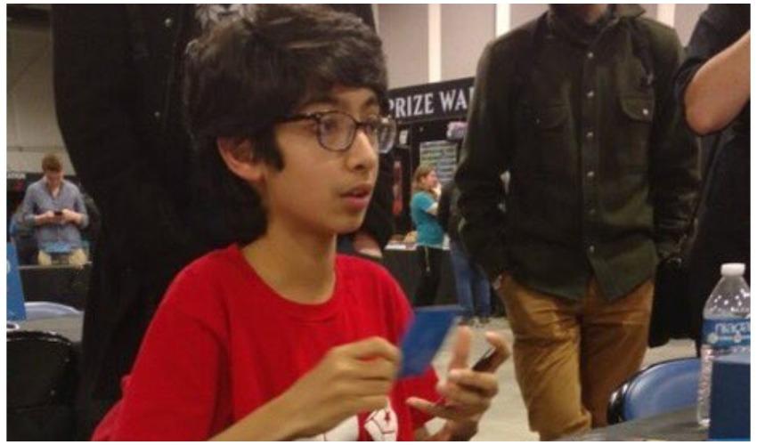 12-летний школьник крушит соперников на турнире по Magic | Канобу