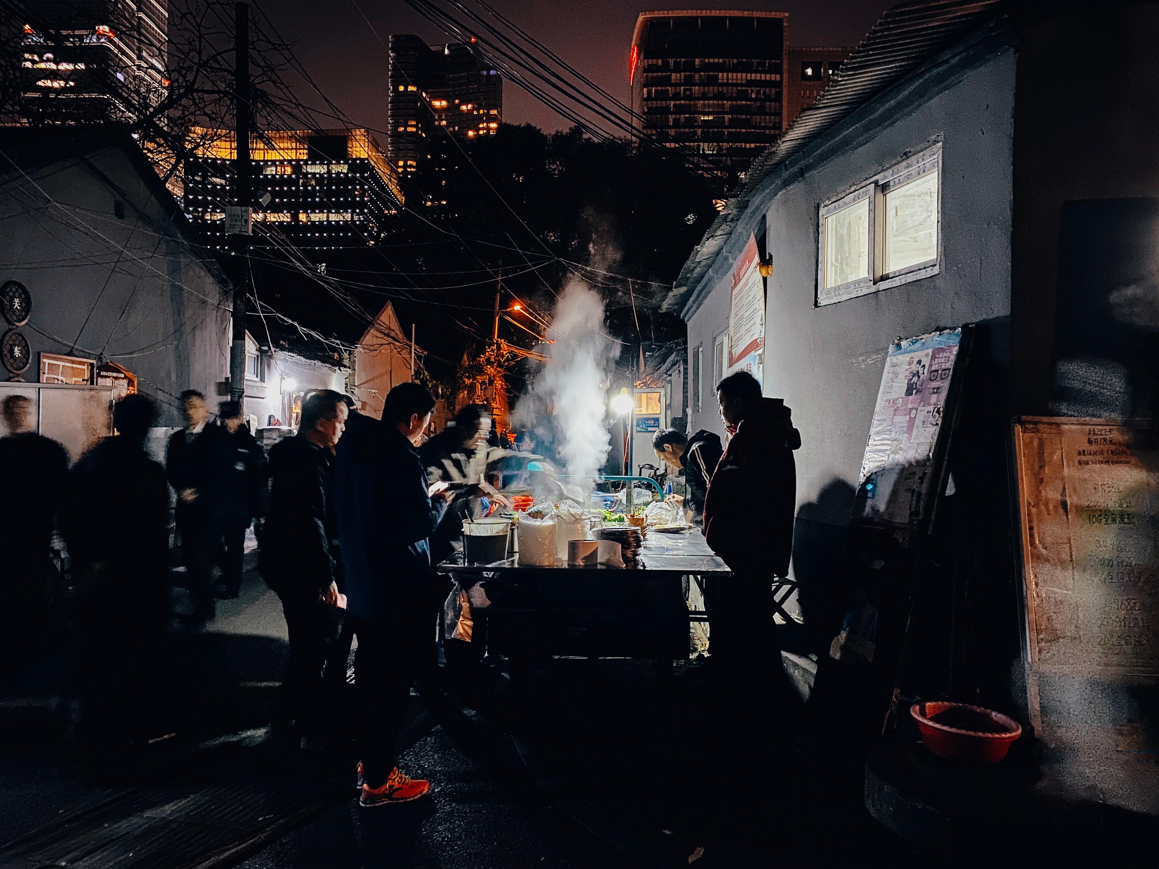 как сделать фото ночью на айфоне плитка