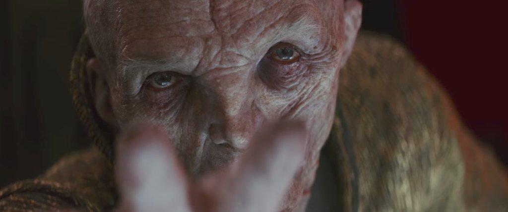 Неужели это он? Поклонник «Звездных войн» выстроил теорию вокруг личности Сноука