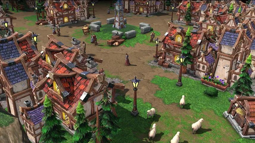 Ремастер WarCraft III официально анонсирован — наконец-то