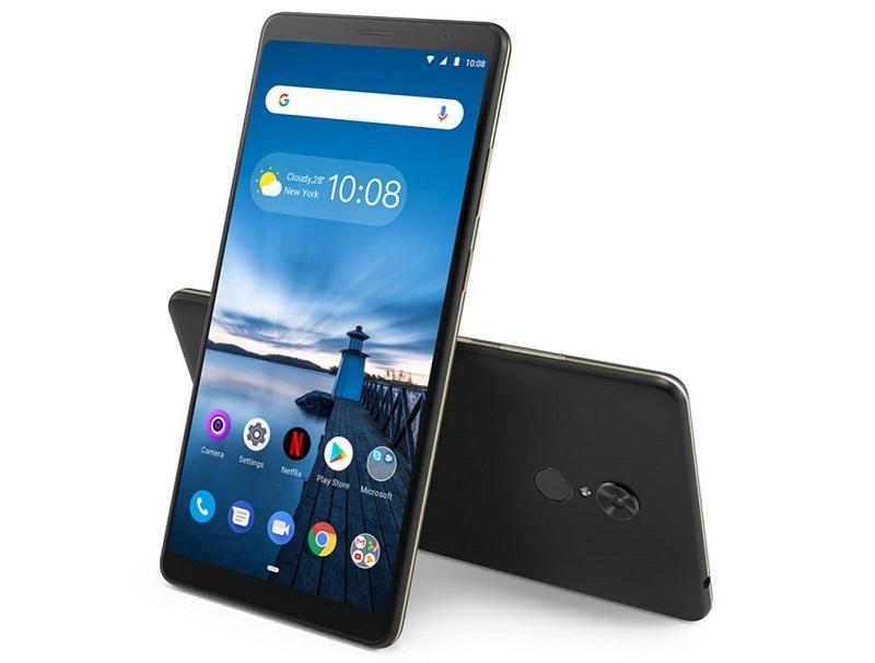 261cf9659ff8b Lenovo показала бюджетный планшетофон Lenovo Tab V7 | Канобу - Изображение 2