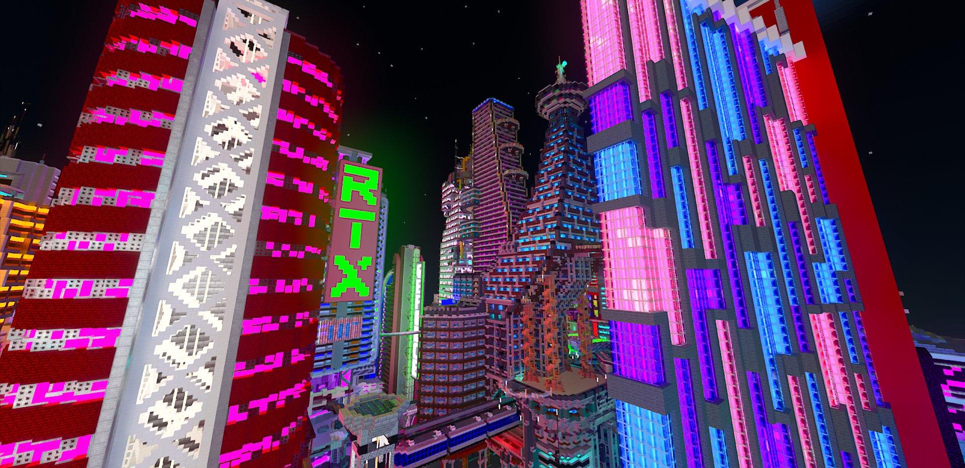 22 поразительно красивых скриншота Minecraft сRTX
