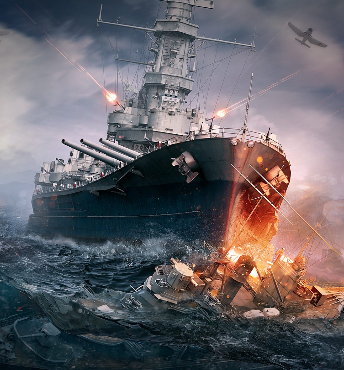 World of Warships Blitz на смартфоне и планшете | Канобу