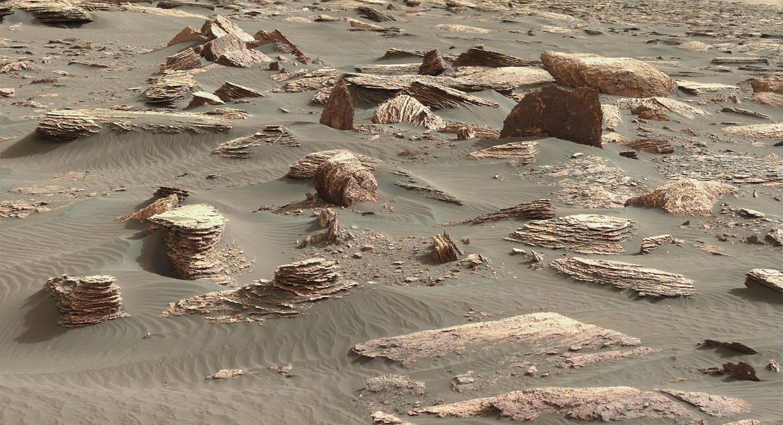 20 лучших фотографий с Марса