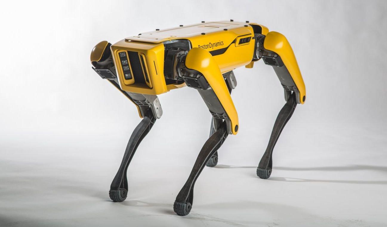Робота не желаете? Boston Dynamics запустит в продажу популярных в интернете четвероногих SpotMini | Канобу