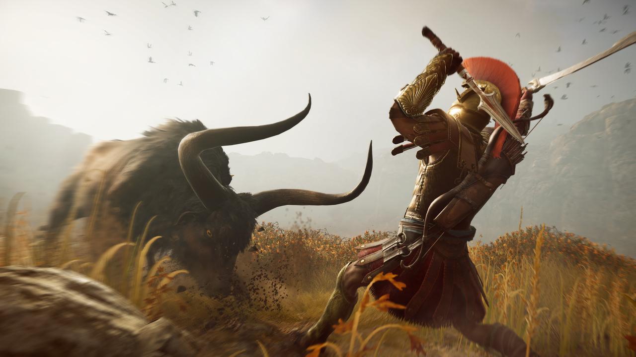 «Эволюция Origins»: что интересного узнали журналисты за несколько часов в Assassin's Creed Odyssey?