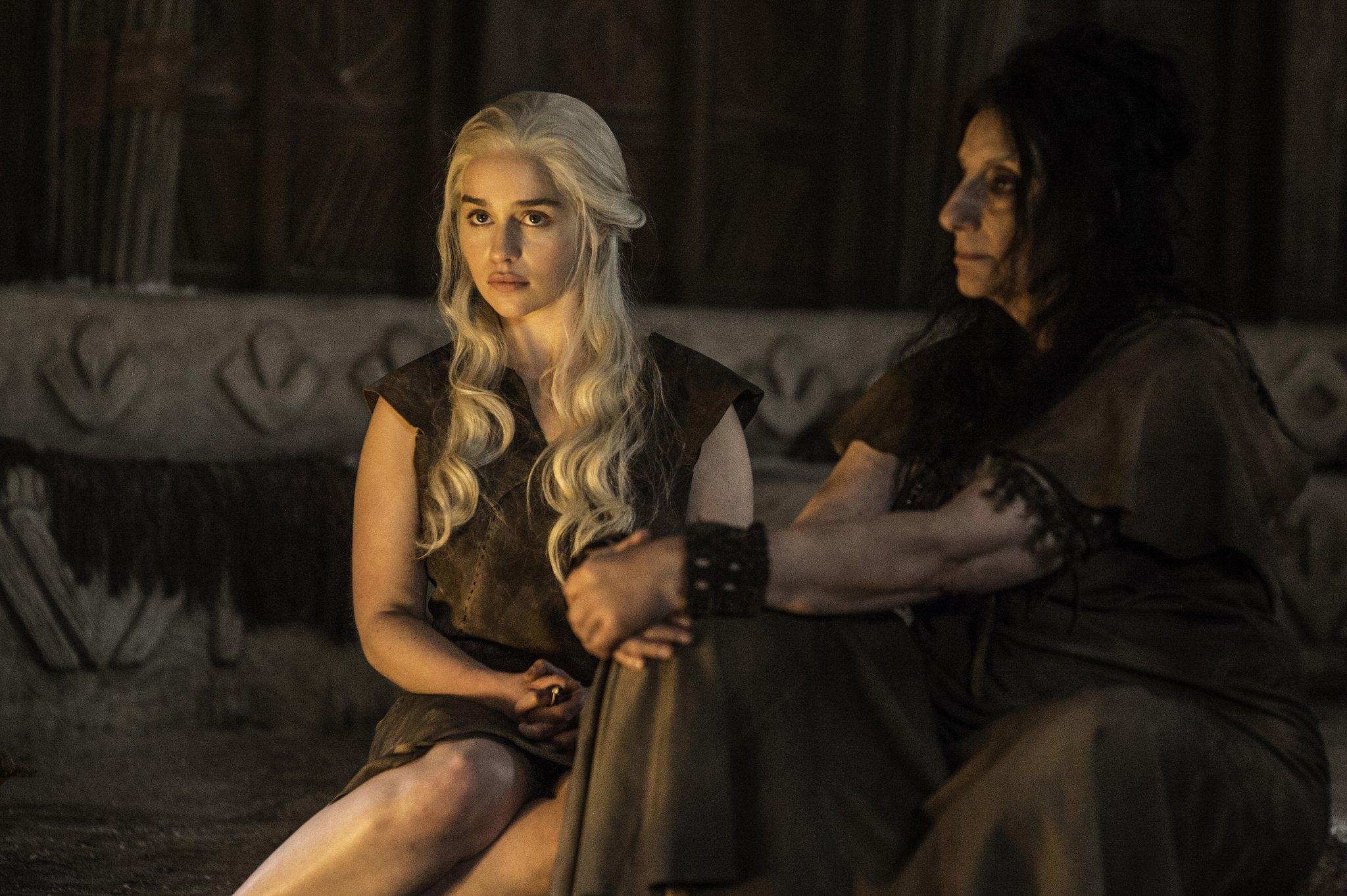 Вперёд смотреть трейлер 8-го сезона «Игры престолов»