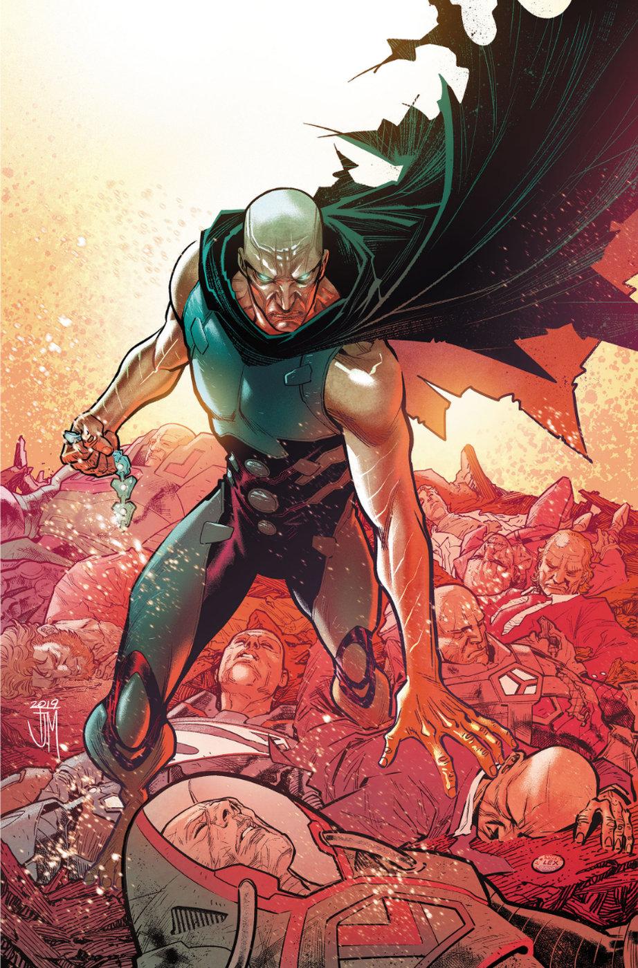 Лекс Лютор отправится наохоту насамого себя впараллельных вселенных   Канобу - Изображение 2