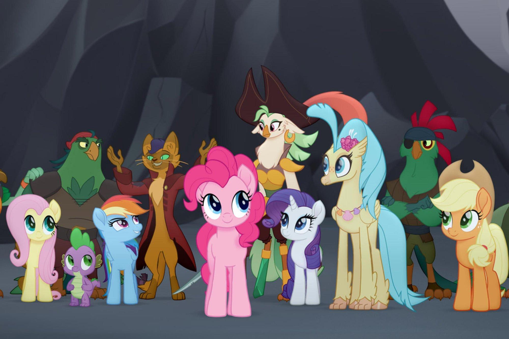 Рецензия на my little pony 5056