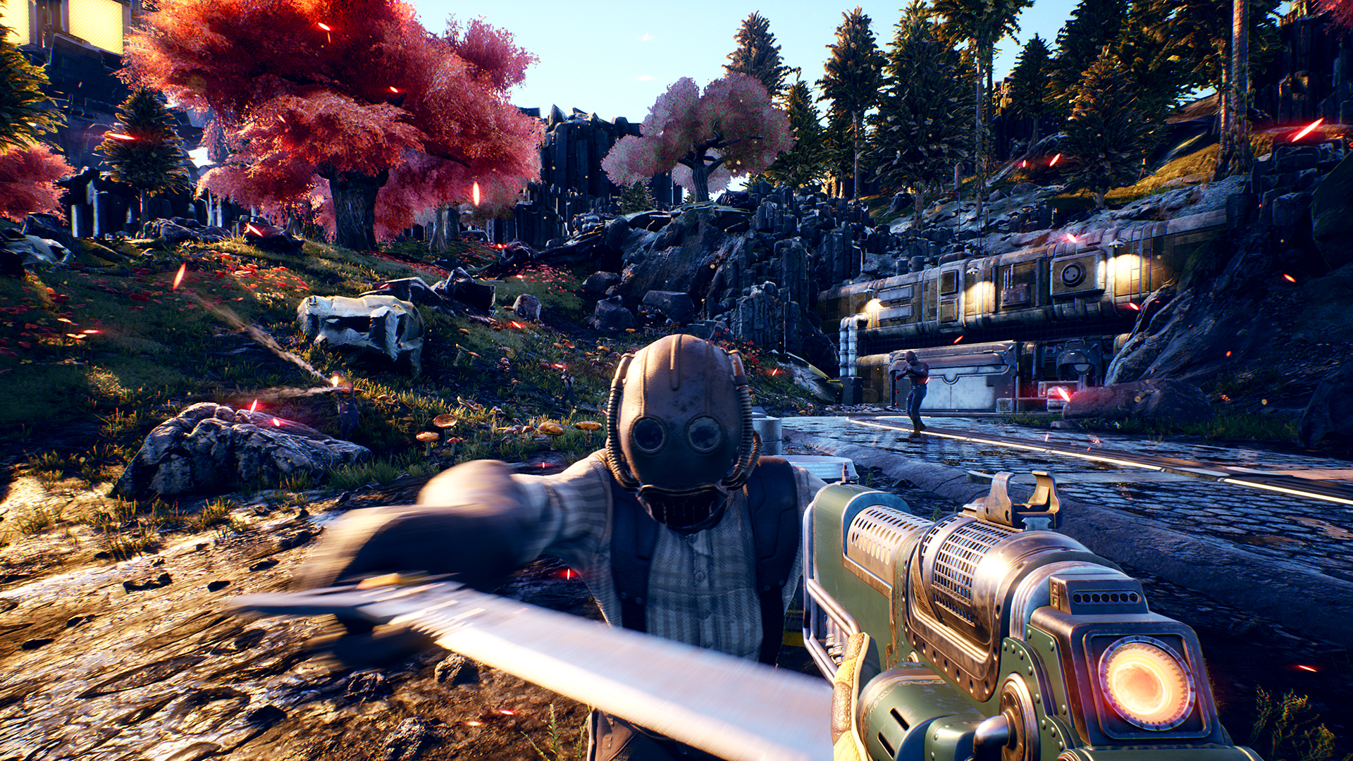 The Outer Worlds станет эксклюзивом Epic Games Store и ...