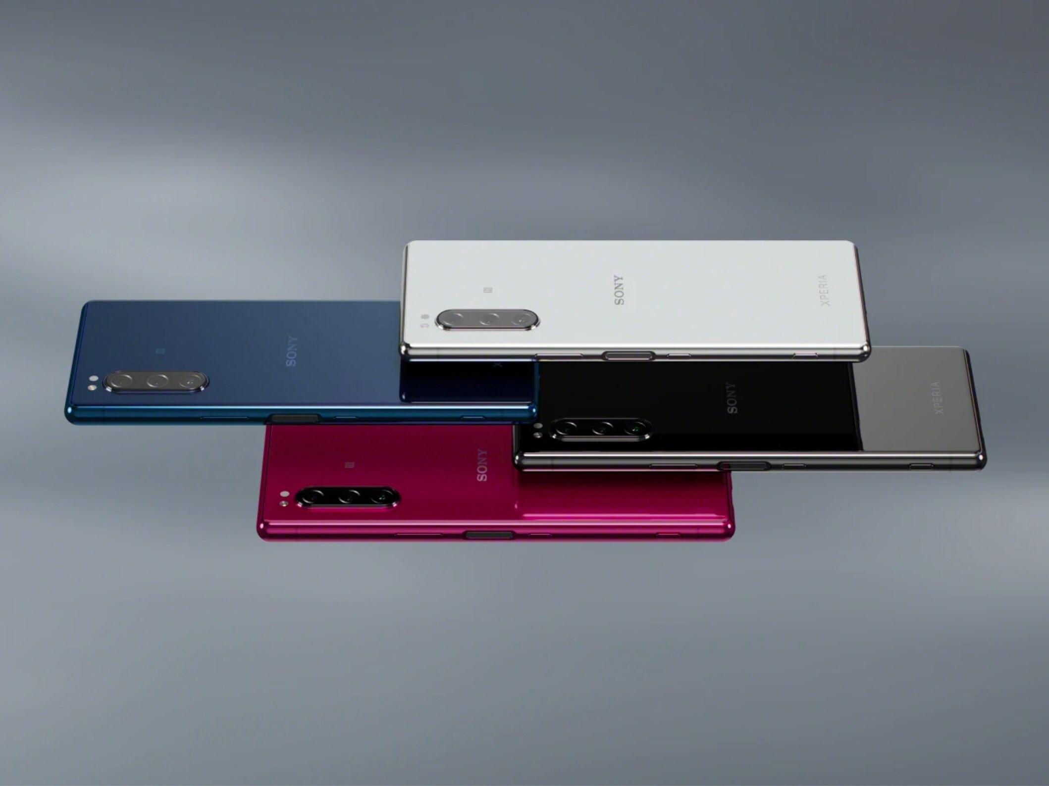 Sony Xperia 5— миниатюрный топовый камерофон [Обновлено]