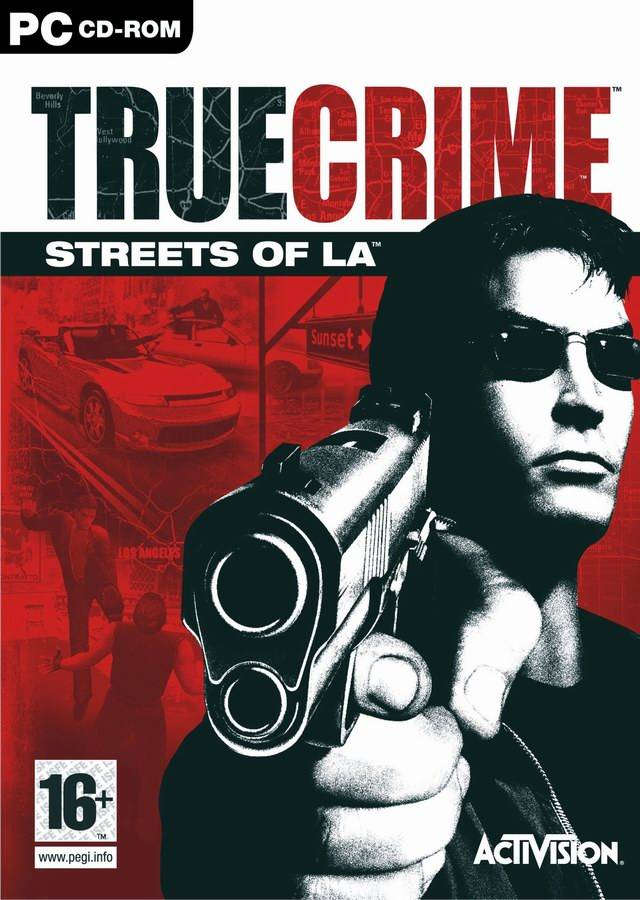 True Crime: Streets of Los Angeles