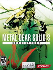 Metal Gear Solid 3: Subsistence