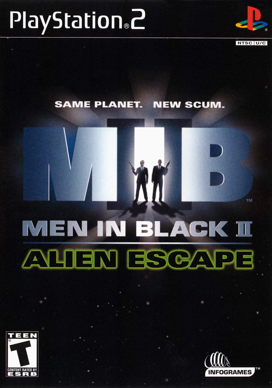 Men in Black II: Alien Escape