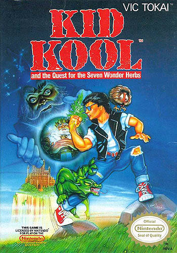 Kid Kool: And the Quest for the Seven Wonder Herbs