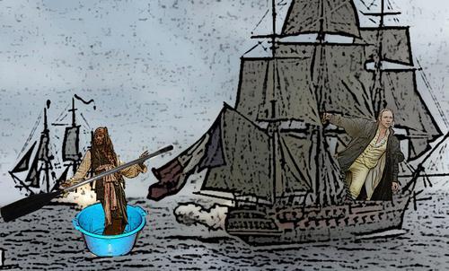Новость специально для поклонников творчества Рассела Кроу (Russell Crowe) и любителей историко-приключенческих карт .... - Изображение 1