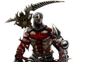 """Журнал PSM3 описал главного героя Dante's Inferno как """"шестифутового могучего рыцаря в броне, наделенного волшебными .... - Изображение 1"""