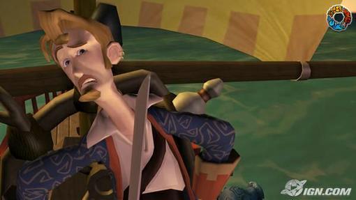 """Когда мы в последний раз видели могучего пирата Гайбраша Трипвуда, он покидал остров Обломок на """"Кричащем нарвале"""" и .... - Изображение 1"""