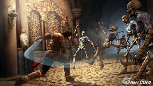 Prince of Persia: The Forgotten Sands впервые засиял скриншотами. Кажется, что к нам возвращается тот самый брутальн .... - Изображение 1